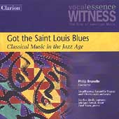 Vocalessence Witness - Got the Saint Louis Blues / Brunelle