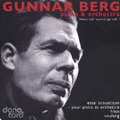 Gunnar Berg: Piano and Orchestra