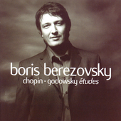 Chopin, Godowsky: &Eacute;tudes / Boris Berezovsky