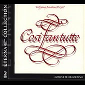 Mozart: Cos&#236; fan tutte / Ottmar Suitner, et al