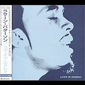 Rahsaan Patterson: Love in Stereo