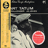 Art Tatum: Art Tatum Trio [Japan]