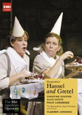 Humperdinck: Hansel and Gretel / Jurowski/MET, Schafer, Coote [DVD]