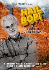 Hail Bop! / Tony Palmer's Film About John Adams [DVD]