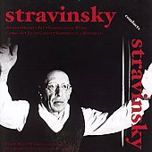 Igor Stravinsky Conducts His Own Works - Apollo, etc