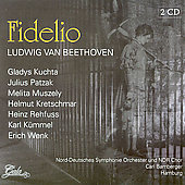 Beethoven: Fidelio / Bamberger, Karajan, Wenk, et al
