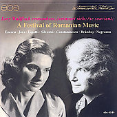 A Festival of Romanian Music / Ernst & Lory Wallfisch