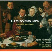 Clemens non Papa - Priest and Bon Vivant / Verdin, et al