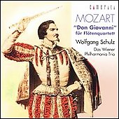 Mozart: Don Giovanni for Flute, etc / Wolfgang Schulz, et al