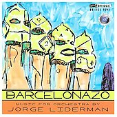 Liderman: Barcelonazo, Glimpses, etc / Scatterday, Winstin, Castillo, Kiev PO, et al