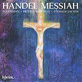 Handel: Messiah / Layton, Polyphony