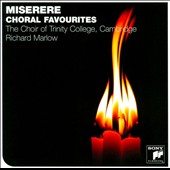 Miserere: Choral Favourites