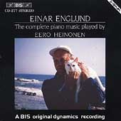 Englund: Piano Music / Eero Heinonen