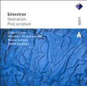 Silvestrov: Dedication; Post scriptum