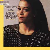 Ives: Songs / Roberta Alexander, Tan Crone