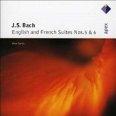 J.S. Bach: English & French Suites Nos. 5 & 6