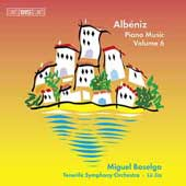 Isaac Albeniz: Piano Music, Vol. 6