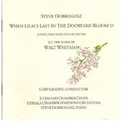 Steve Dobrogosz: When Lilacs Last in the Dooryard Bloom'd
