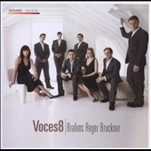 Brahms, Reger, Bruckner / Voces8