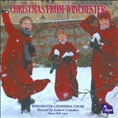 Christmas From Winchester / Winchester Cathedral Choir, Simon Bell