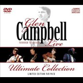 Glen Campbell: Through the Years: Live [Bonus DVD]