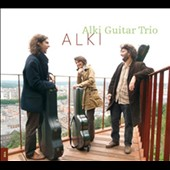 The Alki Guitar Trio