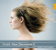 Vivaldi: New Discoveries, Vol. 2 / Federico Maria Sardelli, Modo Antiquo