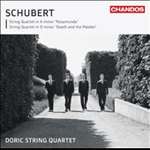 Schubert: String Quartets in A minor 