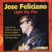 José Feliciano: Light My Fire [Masters]