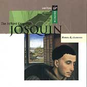 Josquin: Motets & Chansons / The Hilliard Ensemble