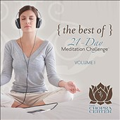 Various Artists: The  Best of Chopra Center 21-Day Meditation Challenge, Vol. 1