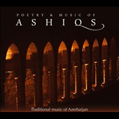 Various Artists: Poetry & Music of Ashiqs [Digipak]