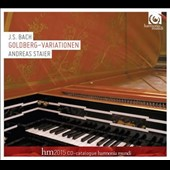 J.S. Bach: Goldberg Variations / Andreas Staier, harpsichord