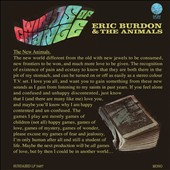 Eric Burdon/Eric Burdon & the Animals: Winds of Change [Digipak]