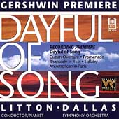 Gershwin: Dayful of Song / Litton, Dallas Symphony Orchestra