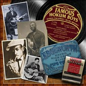The Famous Hokum Boys: The Famous Hokum Boys