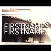 First Names: Two Hungry Birds [Digipak]