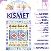 Wright & Forrest: Kismet / Edwards, Masterson, Maxwell