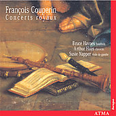 Couperin: Concerts Royaux / Haynes, Haas, Napper