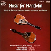 Music for Mandolin / Stephens, Mossop, Holden, Burnett