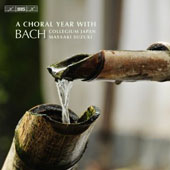 A Choral Year with Bach - Cantata Excerpts / Masaaki Suzuki/Bach Collegium Japan
