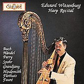 Bach, Handel, Hindemith: Music for Harp / Witsenburg