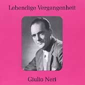 Lebendige Vergangenheit - Giulio Neri