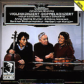 Karajan Gold - Brahms: Violin Concerto, Double Concerto
