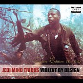 Jedi Mind Tricks: Violent by Design [Bonus DVD] [PA] [Digipak]