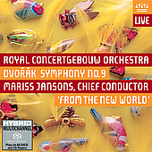 Dvor&aacute;k: Symphony no 9 / Jansons, et al