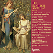 English Anthem Vol 8 / Scott, St. Paul's Cathedral Choir