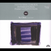 Twelfth Van Cliburn International Piano Competition - Chen