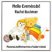 Rachel Buchman: Hello Everybody