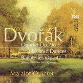 Dvorak: Slavonic Dances, etc / Ma'alot Quintet